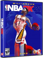игра NBA 2K 21 PS5
