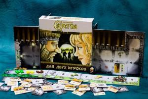 фото Настольная игра Crowd Games 'Каверна: Пещера на пещеру (Caverna: Cave vs Cave)' (44026) #3