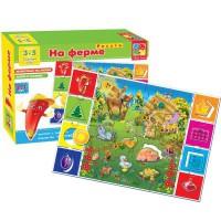 Игра настольная Vladi Toys 'На ферме' (VT1603-01)