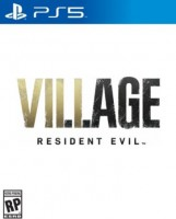 игра Resident Evil 8: Village PS5