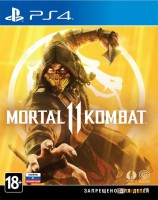 игра Mortal Kombat 11 PS4 - Русская версия