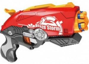 Бластер Zecong Toys с мягкими пулями (ZC7099)