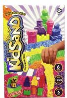 Набор креативного творчества Danko Toys 'Кинетический песок KidSand'  (KS-04-10)