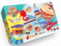 Набор креативного творчества Danko Toys 'Тесто для лепки Master Do Дантист' (TMD-12-01U)
