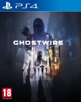 игра GhostWire: Tokyo PS4