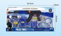 Набор полицейского Limo Toy (33760)