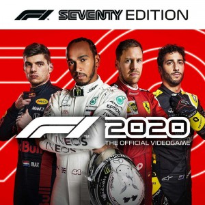 Игра Ключ для F1 2020 Seventy Edition - RU