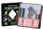 фото Настольная игра Metr+ 'Покер' (3896A) #2