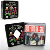 Настольная игра Metr+ 'Покер' (3896A)