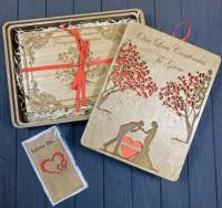Подарочный  альбом для фотографий Primax-art  'Our love continues to grow ' (101127)