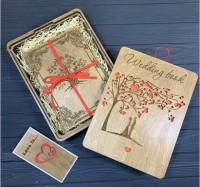 Подарочный  альбом для фотографий Primax-art  'Wedding book' (101120)