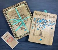 Подарочный  альбом для фотографий Primax-art  'Wedding book - История нашей любви' (101121)