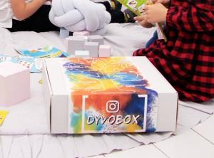 фото Набор для творчества Dyvobox #2