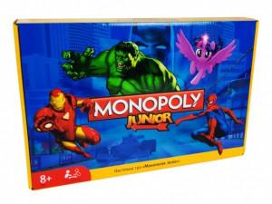 Настольная игра Metr+ 'Монополия' (M 3802)