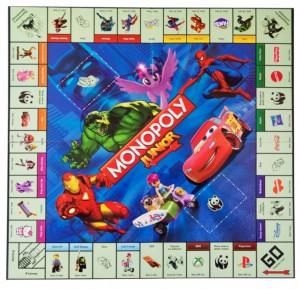 фото Настольная игра Metr+ 'Монополия' (M 3802) #3