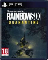 игра Tom Clancy's Rainbow Six: Quarantine PS5