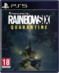 игра Tom Clancy's Rainbow Six: Quarantine PS5