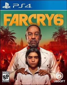 игра Far Cry 6 PS4