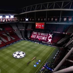 скриншот FIFA 21 PS4 - русская версия #7