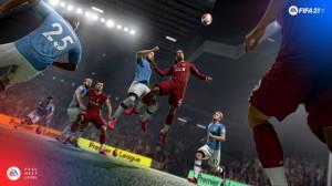 скриншот FIFA 21 PS4 - русская версия #8