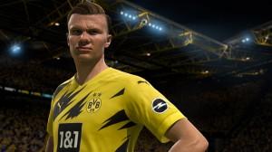 скриншот FIFA 21 PS4 - русская версия #5