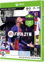 игра FIFA 21 Xbox One - русская версия