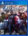 игра Marvel's Avengers PS4 - русская версия