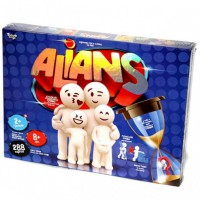 Настольная игра  Danko toys 'Alians' (ALN-01U)