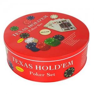 фото Настольная игра Metr+ 'Покер' (THS-154) #3