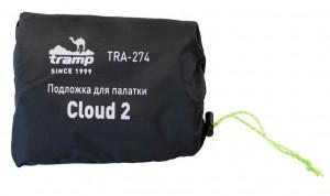 фото Мат для палатки Tramp Cloud TRA-274 #2