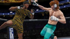 скриншот UFC 4 PS4 - Русская версия #7