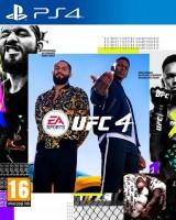 игра UFC 4 PS4 - Русская версия