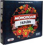 фото Настільна гра Strateg 'Монополія України' (7008) #2