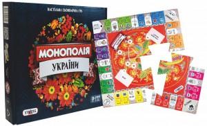 фото Настільна гра Strateg 'Монополія України' (7008) #3