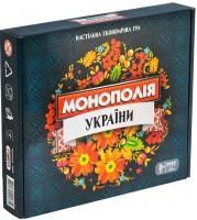 Настільна гра Strateg 'Монополія України' (7008)