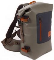 Рюкзак непромокаемый Fishpond Wind River Roll-Top Backpack Shale (FPWRRTB-S)
