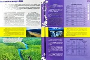 фото страниц Енциклопедія необхідних знань школяра #7