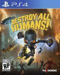 игра Destroy All Humans! PS4