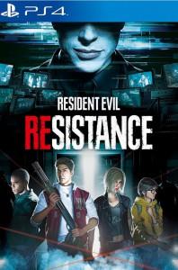 игра Resident Evil: Project Resistance PS4