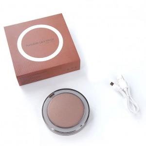 фото Карманное зеркало для макияжа с LED подсветкой G-SIO CM2 #5