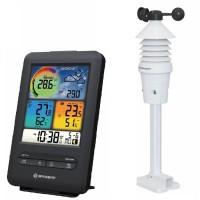Метеостанция Bresser WIFI Colour 3-in-1 Wind Sensor Black (927565)