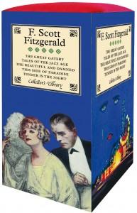 Книга F. Scott Fitzgerald (5-Book Boxed Set)