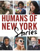 Книга Humans of New York. Stories