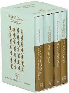 Книга Children's Classics Collection (4 books set)