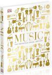 Книга Music. The Definitive Visual History