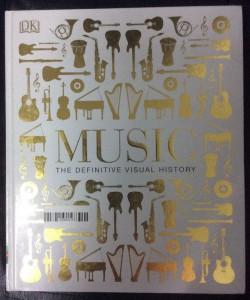 фото страниц Music. The Definitive Visual History #11
