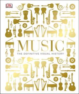 фото страниц Music. The Definitive Visual History #2