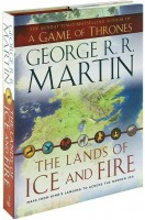 Книга A Game of Thrones. The Lands of Ice and Fire