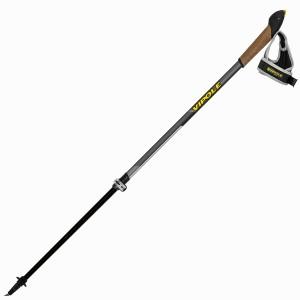 Палки для скандинавской ходьбы Vipole Instructor Vario Top-Click QL K.T. Dark DLX S1943 (927592)