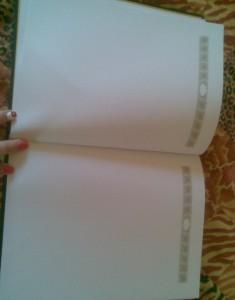 фото страниц Родовая книга для ведения летописи #3